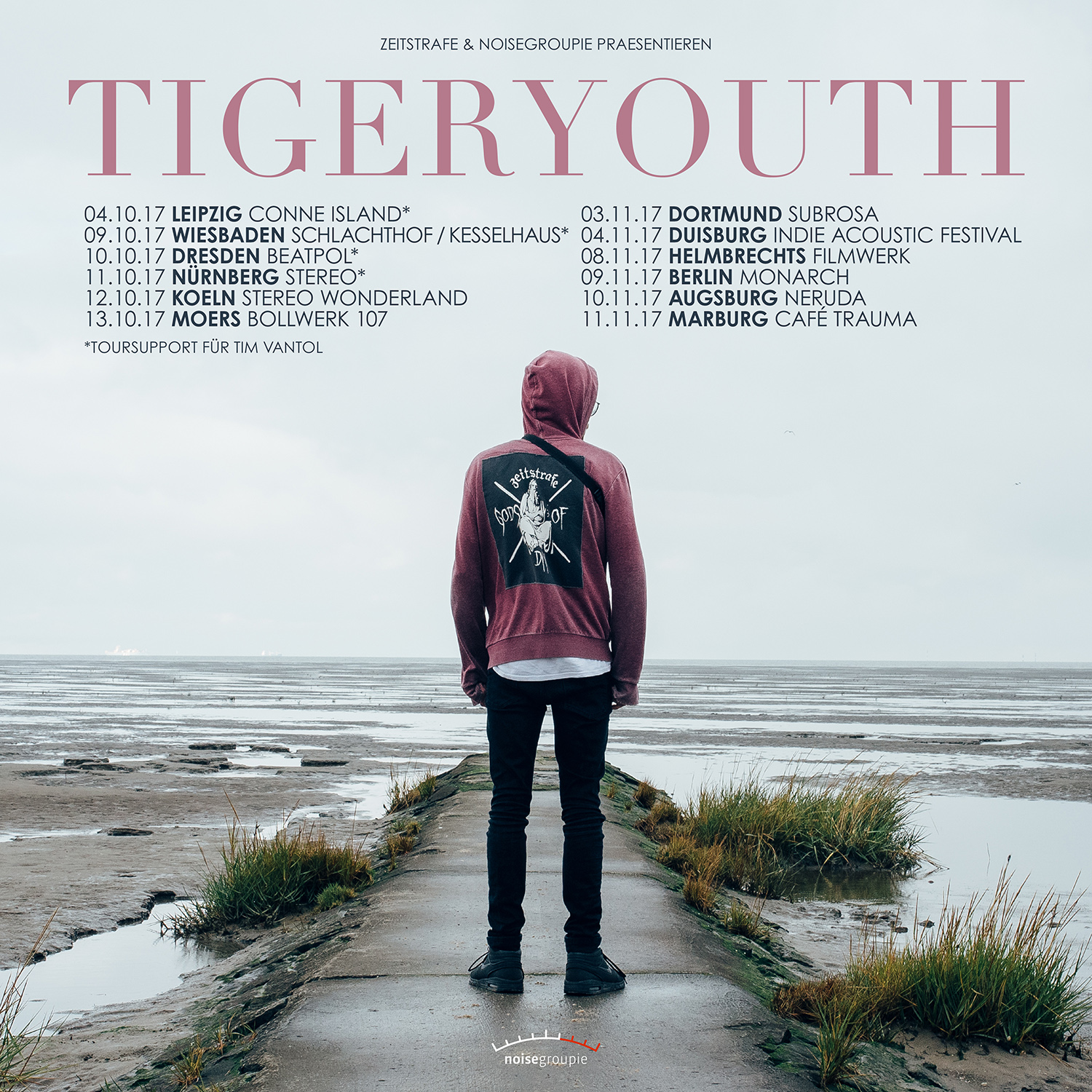 Tigeryouth Tour